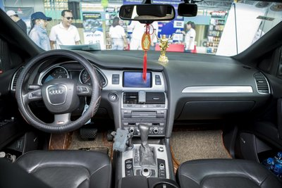 Xe hơi hạng sang xuất hiện tại Hội chợ Oto.com.vn 2019 a4