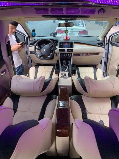 Chiêm ngưỡng Mitsubishi Xpander phong cách Limousine a1