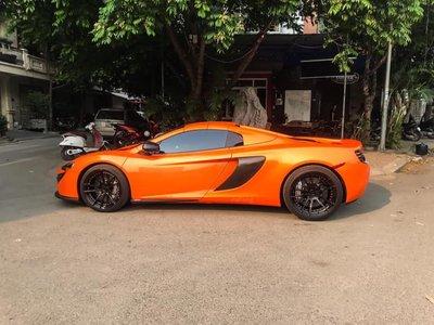 McLaren 650S Spider biển Sài Gòn bất ngờ xuất hiện tại Hà Nội, rất giống của Minh Nhựa2a