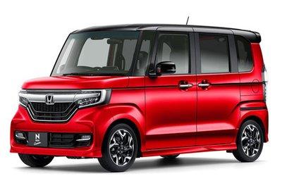 Honda N-Box đứng đầu danh sách 10 xe bán chạy nhất Nhật Bản tháng 3.