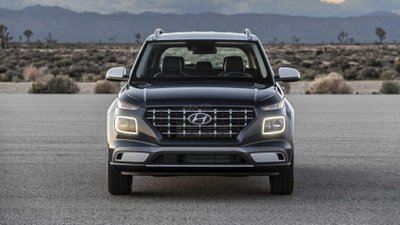 Hyundai Venue 2020.