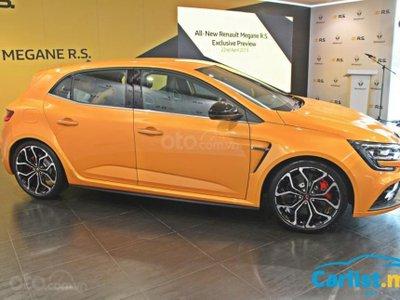 Renault Megane R.S. quyến rũ hơn