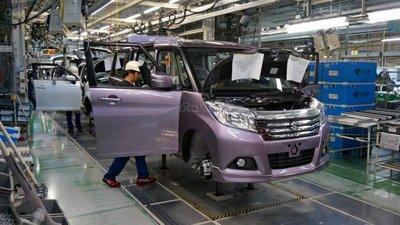 Tháng 3/2019: Doanh số ô tô tại Nhật Bản có dấu hiệu tăng trưởng tại mảng xe mới