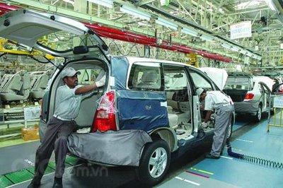 Tháng 3/2019: Doanh số xe Toyota phát triển nhẹ tại Ấn