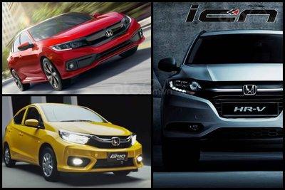 Tháng 3/2019: Doanh số xe Honda Ấn được thúc đẩy bởi các mẫu xe hot
