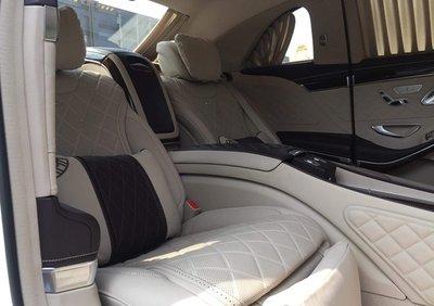 Ghế ngồi Mercedes-Maybach S600 Pullman...
