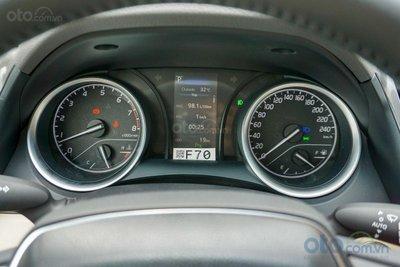 Bảng đồng hồ công tơ mét Toyota Camry 2.0G 2019...