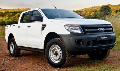 Ford Ranger XL 2.2L bản màu trắng