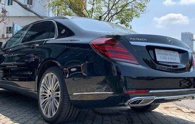 Mercedes-Maybach S450 2019 đã về Việt Nam phục vụ đại gia, giá hơn 7 tỷ đồng2qa