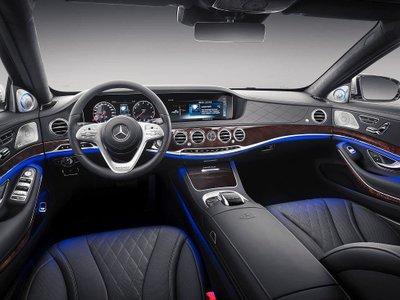 Mercedes-Maybach S450 2019 đã về Việt Nam phục vụ đại gia, giá hơn 7 tỷ đồngsdg
