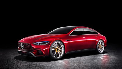 Mercedes-AMG muốn điện hóa toàn bộ từ 2021 3