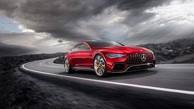 Mercedes-AMG muốn điện hóa toàn bộ từ 2021.