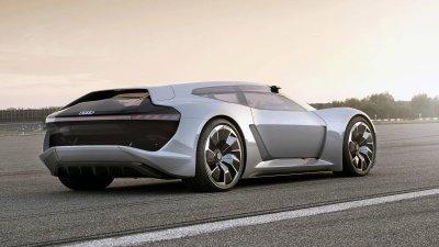Audi muốn khai tử R8, thay bằng Audi e-tron GTR? 3