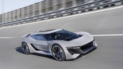 Audi muốn khai tử R8, thay bằng Audi e-tron GTR?.