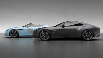 Aston Martin Vantage V12 Zagato trở lại sau 8 năm 3