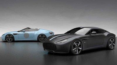 Aston Martin Vantage V12 Zagato trở lại sau 8 năm.