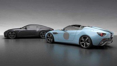 Aston Martin Vantage V12 Zagato trở lại sau 8 năm 5