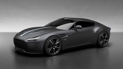Aston Martin Vantage V12 Zagato trở lại sau 8 năm 9