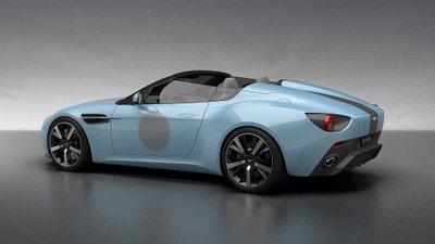 Aston Martin Vantage V12 Zagato trở lại sau 8 năm 7