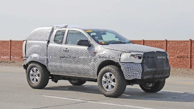 Ford sửa tên cho SUV mới, chuẩn bị bán ra trong năm 2019 3