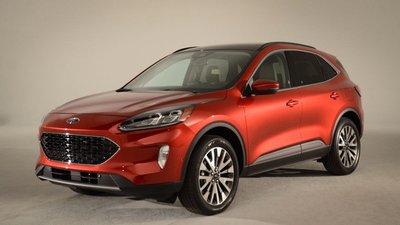 Ford sửa tên cho SUV mới, chuẩn bị bán ra trong năm 2019.