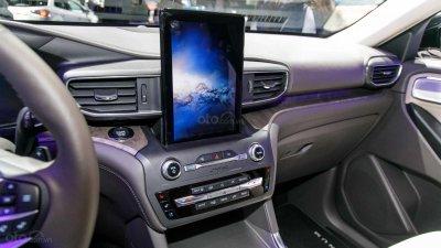 Hình ảnh Ford Explorer 2020 - 1