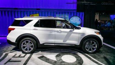Ford Explorer 2020 có nhiều biến thể giá gần nhau