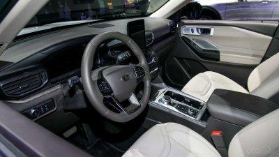 Ford Explorer 2020 sở hữu nhiều tính năng nổi bật