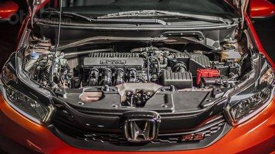 Honda Brio 2019 đa dạng tùy chọn sức mạnh