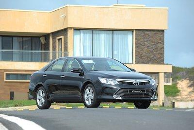 Mất vài trăm triệu sau khi Toyota Camry 2019 công bố giá bán a12