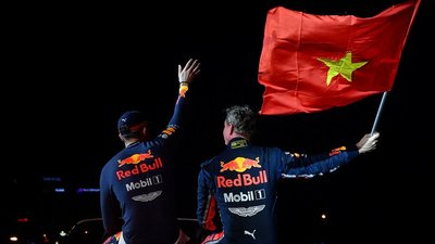 Hà Nội sẽ là 1 trong 22 đường đua của giải F1