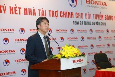 Tổng giám đốc Honda Việt Nam