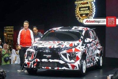 Mitsubishi Xpander phiên bản F1 sẽ ra sao? a1