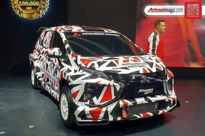 Mitsubishi Xpander phiên bản F1 sẽ ra sao? a2