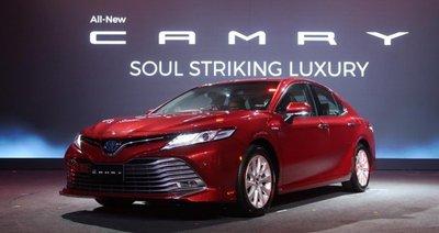 Giảm 67 triệu đồng, Toyota Camry 2019 tại Việt Nam vẫn đắt hơn Thái Lan và bị cắt nhiều trang bị a2