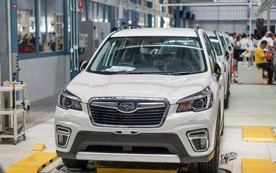 Subaru Forester 2019 về tới Việt Nam, rẻ hơn phiên bản cũ a7.