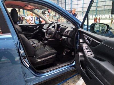Subaru Forester 2019 về tới Việt Nam, rẻ hơn phiên bản cũ a3.