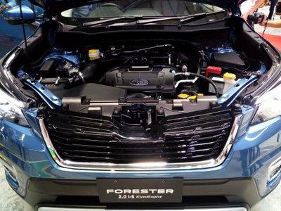 Subaru Forester 2019 về tới Việt Nam, rẻ hơn phiên bản cũ a4.