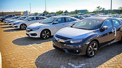 Thị trường ô tô nhập khẩu tháng 4/2019