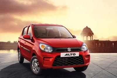 Suzuki Alto 2019 trình làng tại Ấn Độ với giá chỉ từ 97 triệu đồng