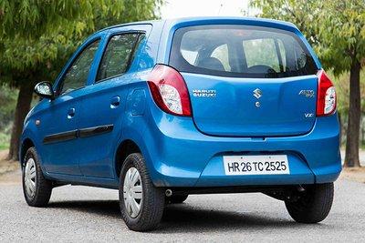 Suzuki Alto 2019 trình làng tại Ấn Độ với giá chỉ từ 97 triệu đồng7a