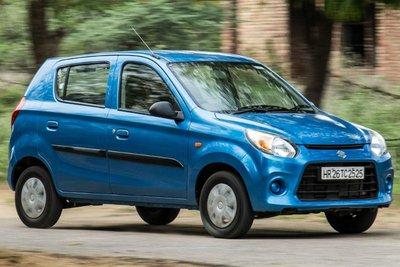 Suzuki Alto 2019 trình làng tại Ấn Độ với giá chỉ từ 97 triệu đồng6a