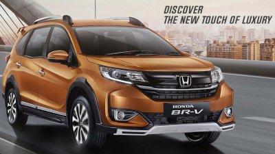 Ảnh chụp Honda BR-V 2019 ngoại thất a1