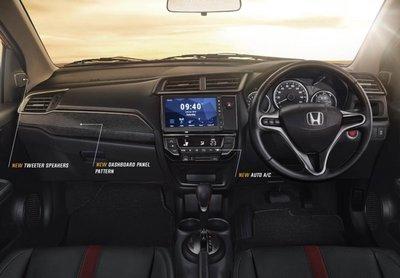 Ảnh chụp Honda BR-V 2019 nội thất a1