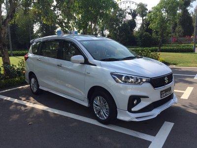 Suzuki Ertiga 2019 tiếp tục lộ thông tin chi tiết.