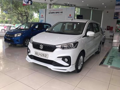 Suzuki Ertiga 2019 tiếp tục lộ thông tin chi tiết 7
