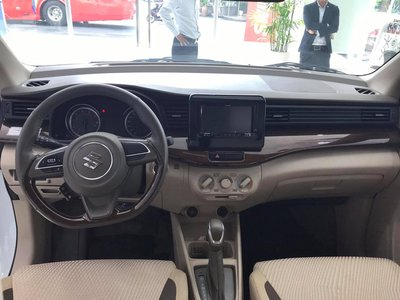 Suzuki Ertiga 2019 tiếp tục lộ thông tin chi tiết 24