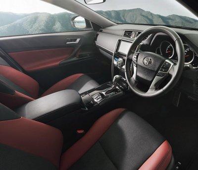 Toyota Mark X tung phiên bản cuối cùng Final Edition 3