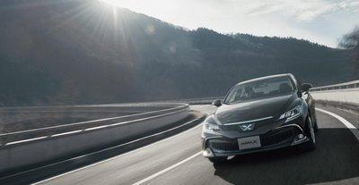 Toyota Mark X tung phiên bản cuối cùng Final Edition 8