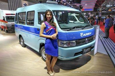 [IIMS 2019] Suzuki Carry 2019 ra mắt Indonesia
